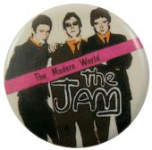 The Jam - 'The Modern World' Button Badge